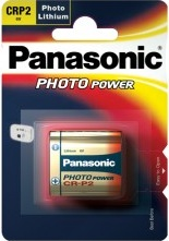 Panasonic Lithium Power CRP2 1er Blister