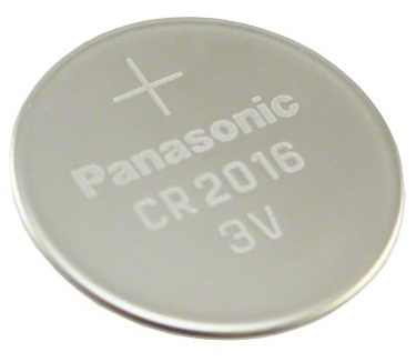 Panasonic Lithium Power CR2016 1er Bli. ( BatLi 07)
