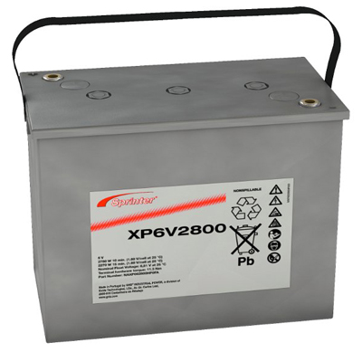 Exide Sprinter XP6V2800