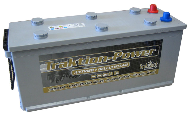 Intact Traktion-Power PZS 12TP125