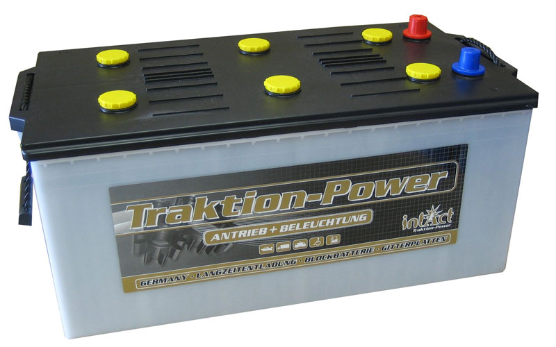 Intact Traktion-Power PZS 12TP180