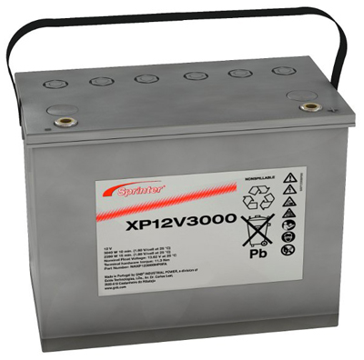 Exide Sprinter XP12V3000