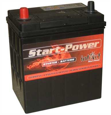 Intact Start-Power 53522