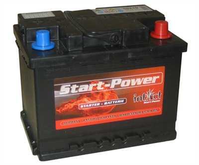 intact start power 56219 gug 12v 62ah 480a en 2203685. Black Bedroom Furniture Sets. Home Design Ideas