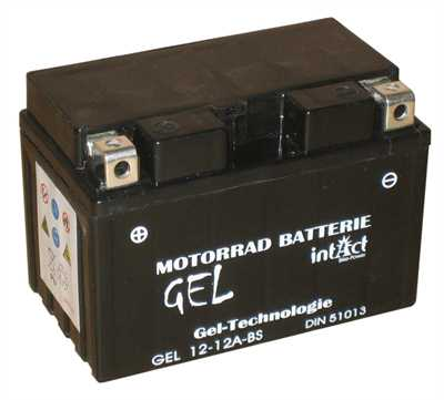Intact Bike-Power Gel 12-12A-BS 12V 10Ah