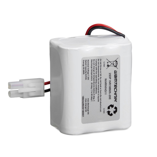 Lithium-Ionen Pack 2S3P 7,3V 8,01Ah