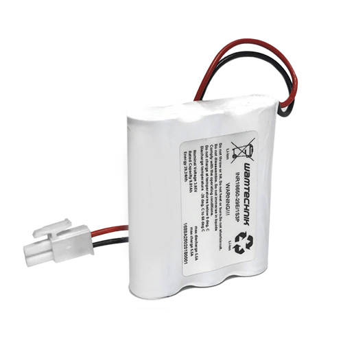 Lithium-Ionen Pack 1S3P 3,65V 8,01Ah