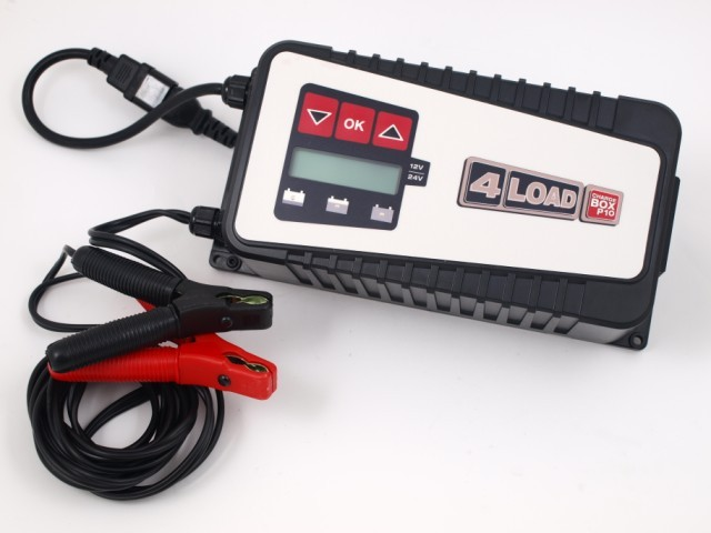 4-Load Professional ChargeBox P10