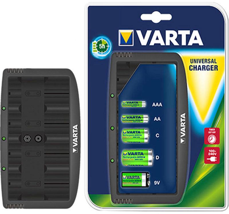 Varta 57648 Universal Charger Nimh 70210649 Battery