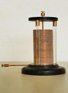 Battery-Kutter - Geschichte der Batterie