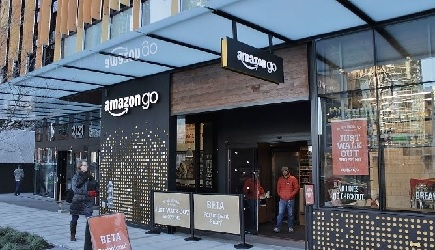 'Amazon Go' - first check-out free supermarket has opened in Seattle