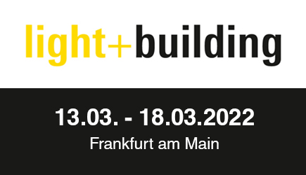 Light & Building in 2022
