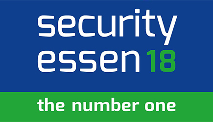 Invitation to Security Fair in Essen